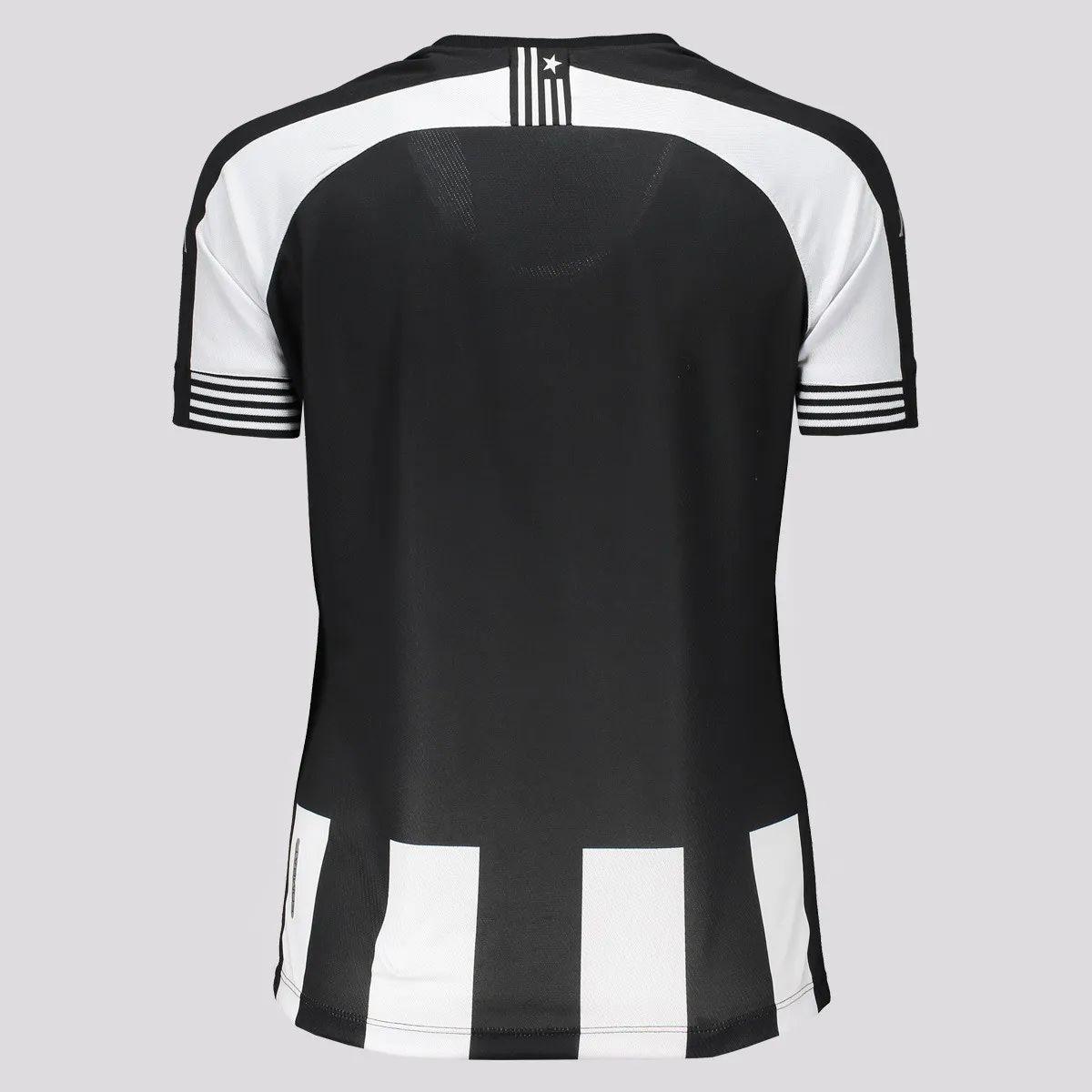 Camisa Kappa Botafogo I 2020 Feminina