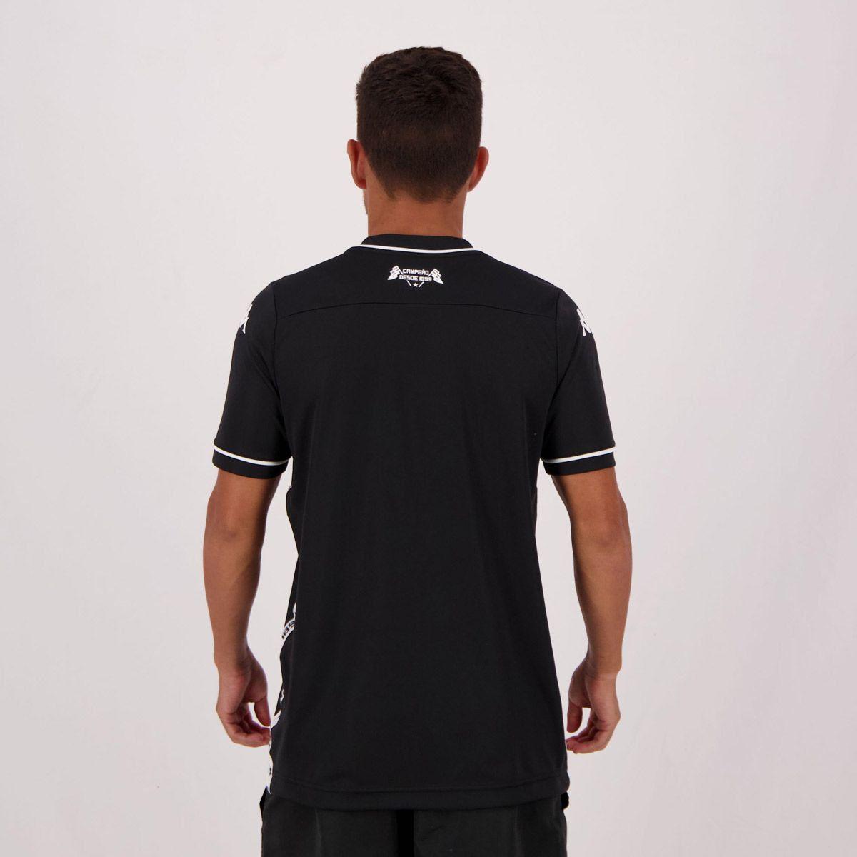 Camisa Kappa Botafogo II 2019