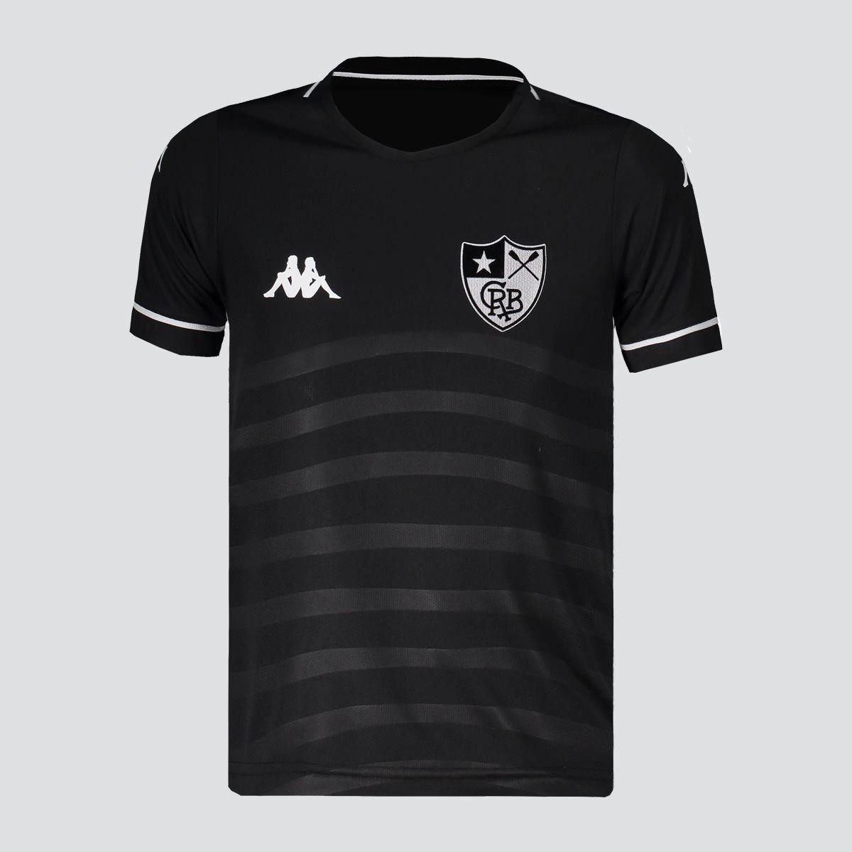 Camisa Kappa Botafogo II 2019 Infantil