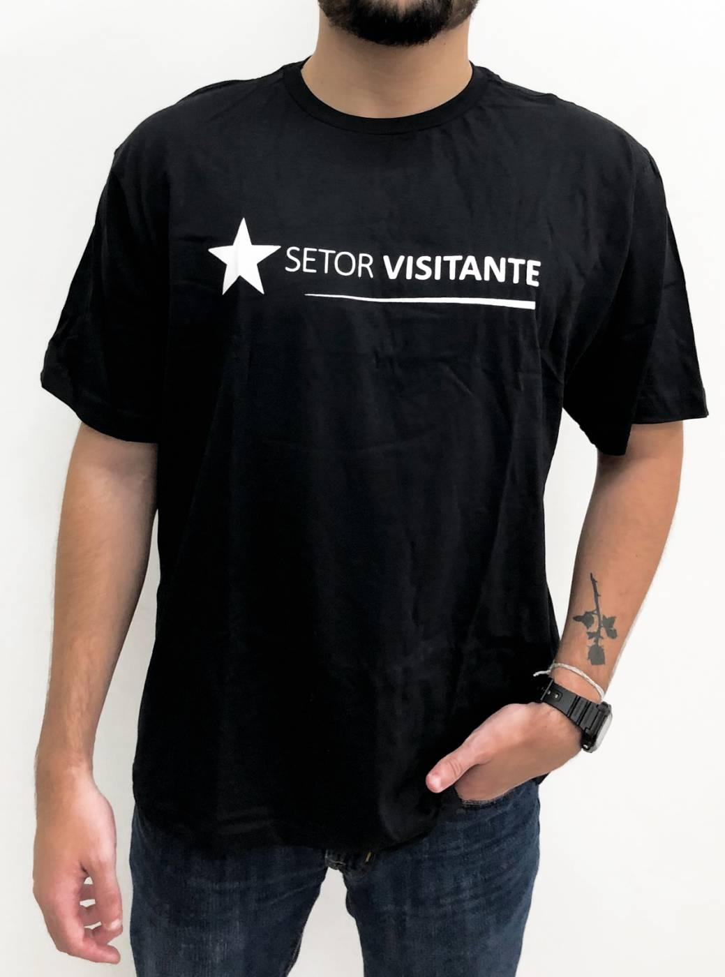 Camisa Setor Visitante Estrela