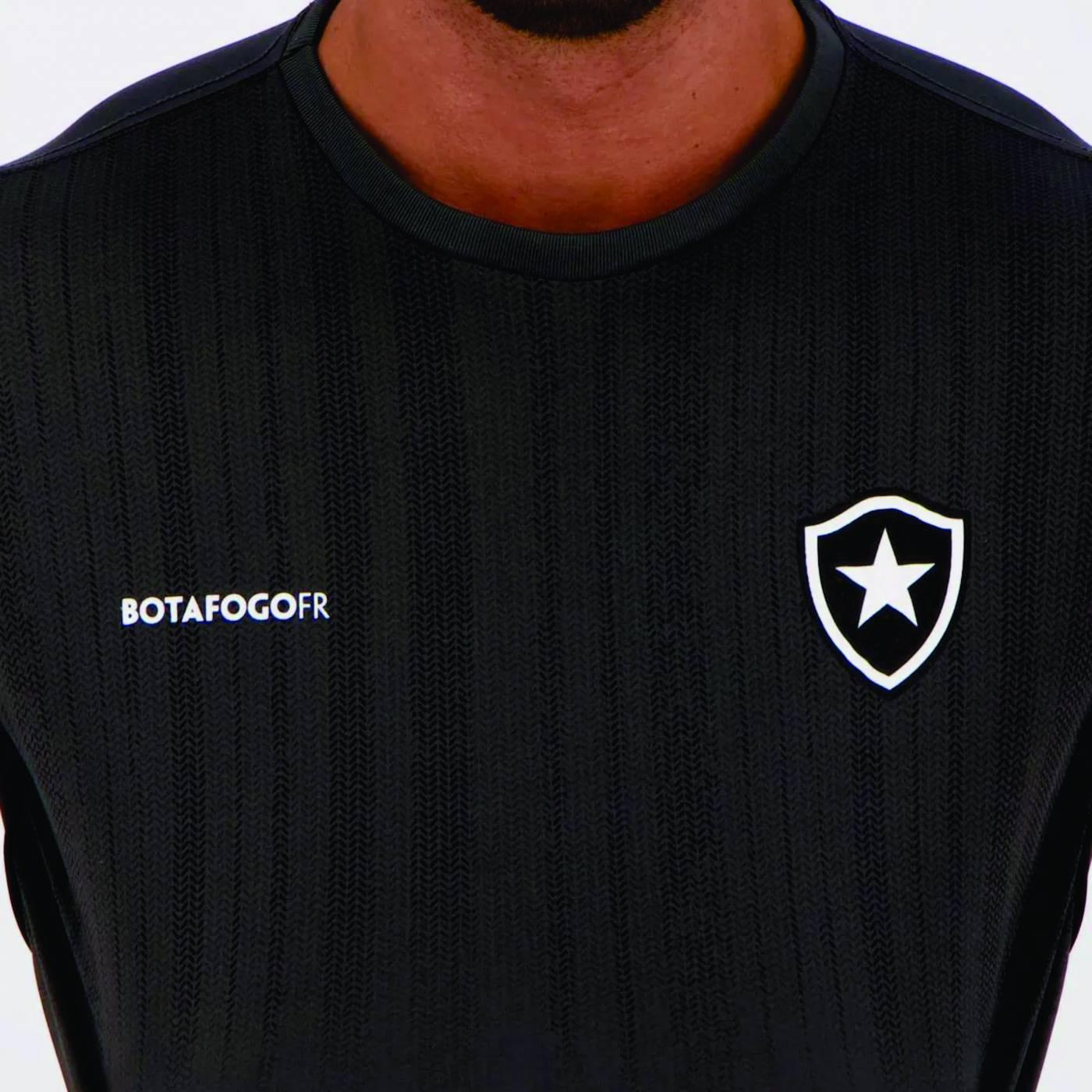 Camiseta Botafogo Dribble 4 Honda