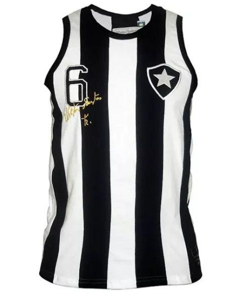 Camiseta Regata Nilton Santos