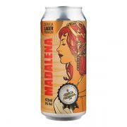 Cerveja Madalena Lager Lata 473ml