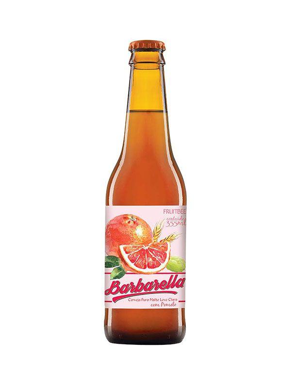 Cerveja Barbarella Pomelo 355ml