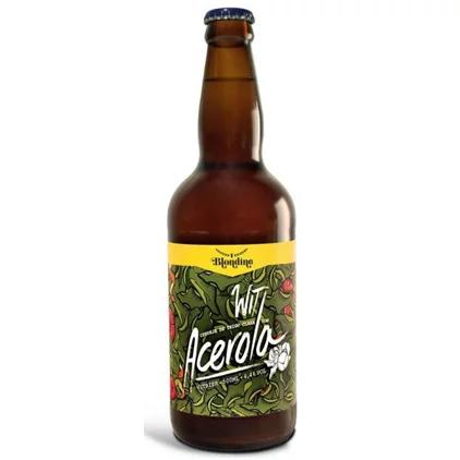 Cerveja Blondine Witbier Acerola 500ml