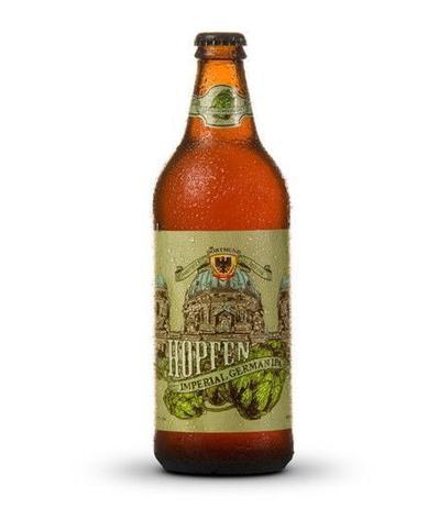 Cerveja Dortmund Hopfen IPA 600ml