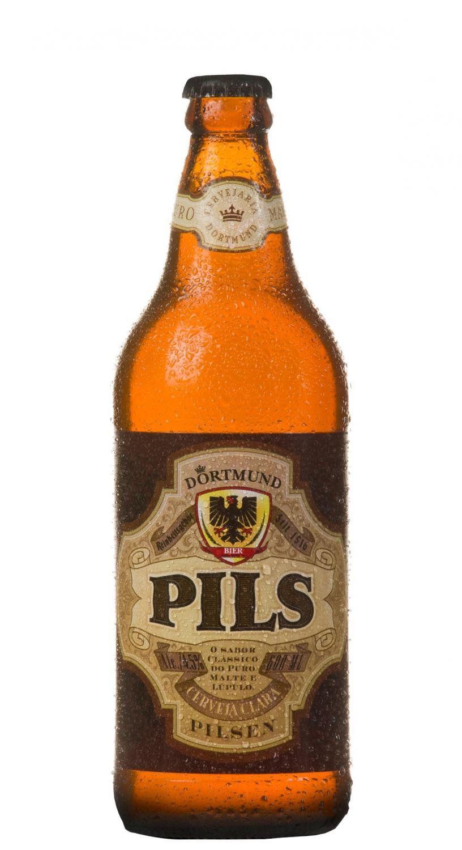 Cerveja Dortmund Pils 600ml