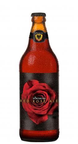 Cerveja Dortmund Red Rose 600ml