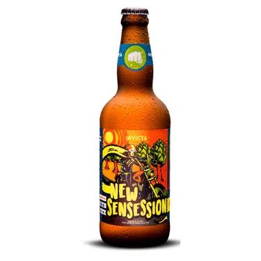 Cerveja Invicta New Sensession 500ml