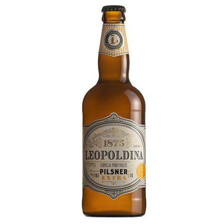 Cerveja Leopoldina Pilsner Extra 500ml