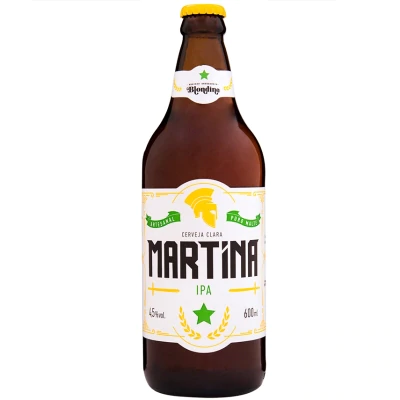 Cerveja Martina IPA 600ml