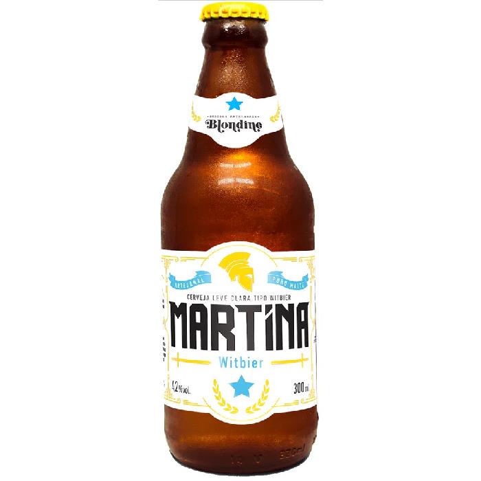 Cerveja Martina Witbier 300ml