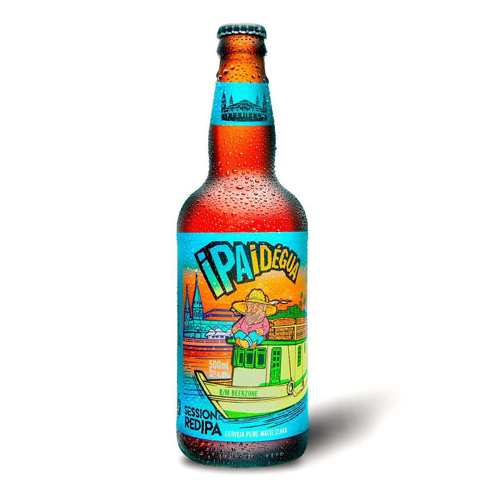 Cerveja IPAidegua Artesanal