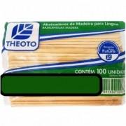 ABAIXADOR DE LINGUA (PCT C/100) THEOTO