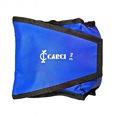 CANELEIRA TORNOZELEIRA 3 KG (UND) 04015 - CARCI