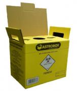 COLETOR DE MATERIAL 3,0 LTS - ASTROBOX / AMERICA MEDICAL