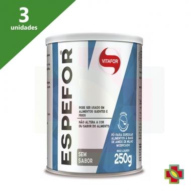 ESPEFOR 250G (KIT C/ 3 UNDS) - ESPESSANTE VITAFOR