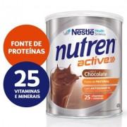 NUTREN ACTIVE PBIO1 CHOCOLATE 400G - NESTLE