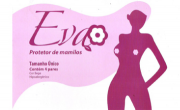 PROTETOR DE MAMILOS EVA BEGE ( ENVELOPE C/ 4 PARES ) - AMP