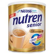 SUPLEMENTO ALIMENTAR NUTREN SENIOR CAFÉ COM LEITE 370G - NESTLÉ