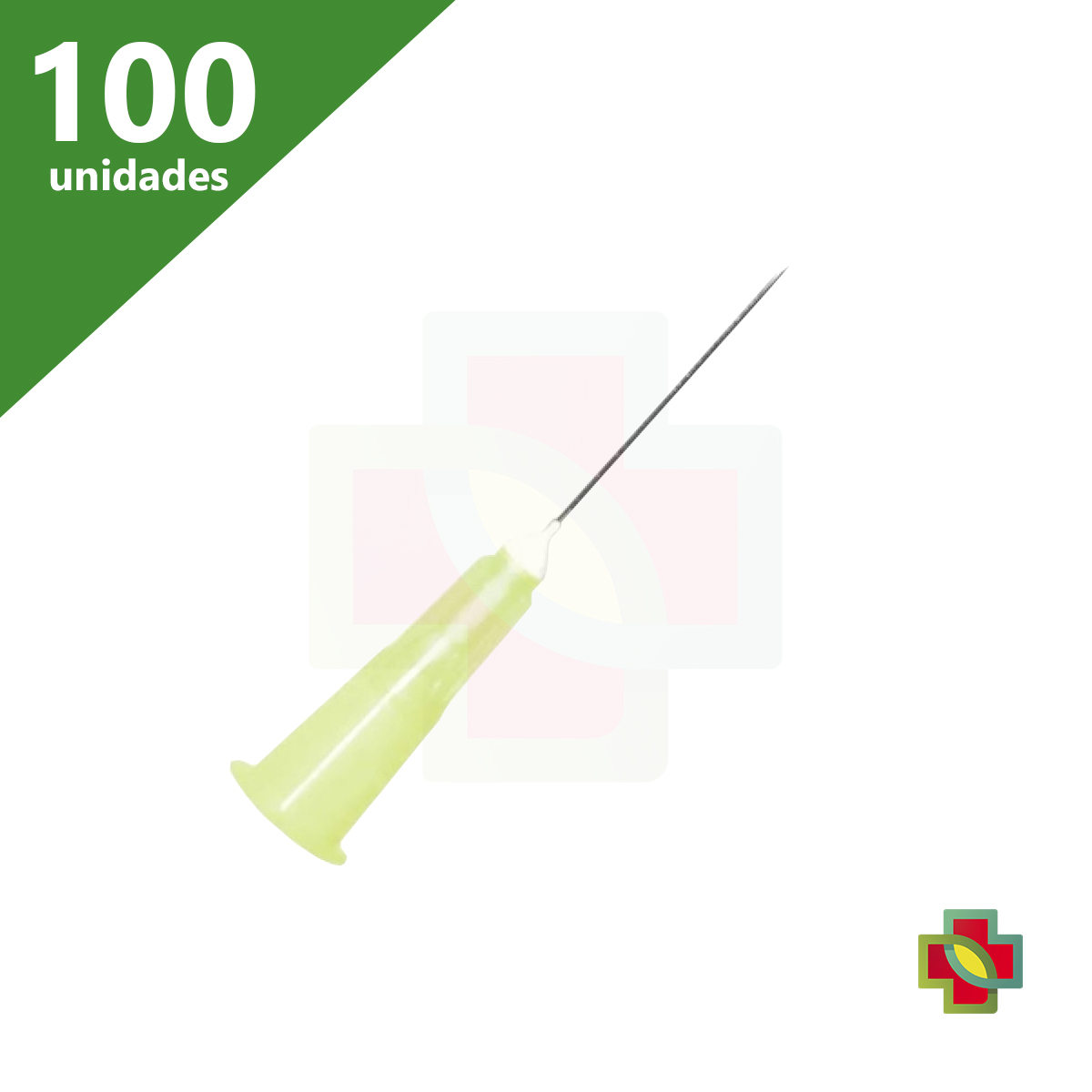 AGULHA DESCARTÁVEL 13 X 3,0 (C/100) BD