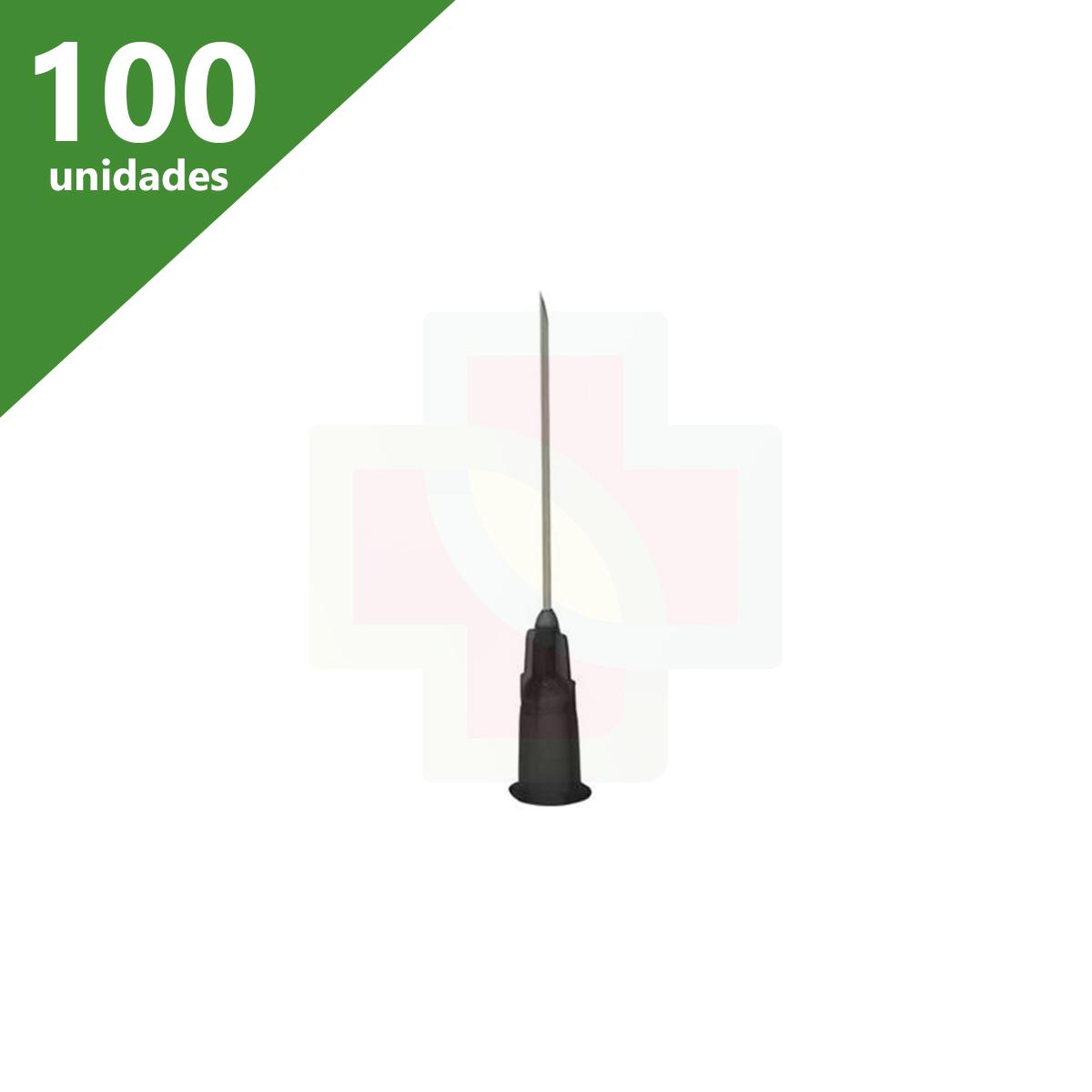 AGULHA DESCARTÁVEL 25 X 7,0 (C/100) SR