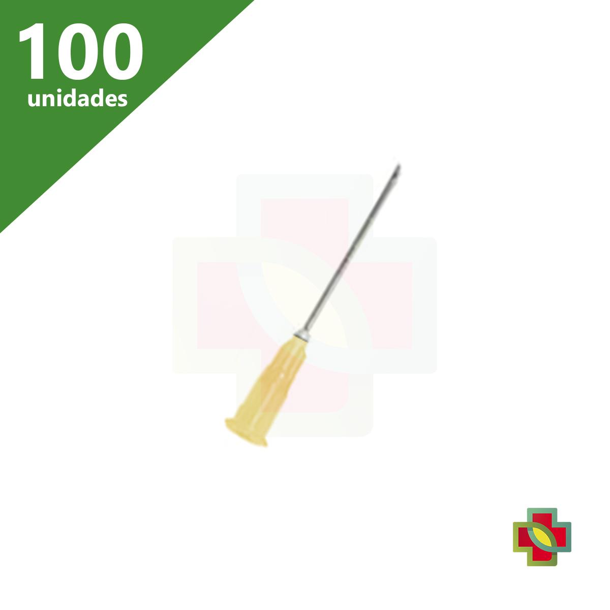 AGULHA DESCARTÁVEL 30 X 10 (C/100) BD