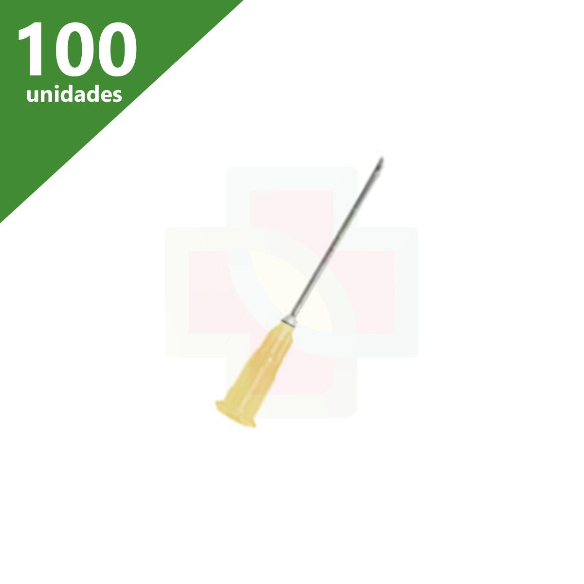 AGULHA DESCARTÁVEL 30X10 (C/100) BD