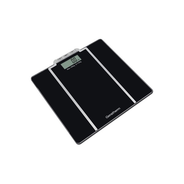 BALANÇA DIGITAL 180KG BIOIMPEDÂNCIA BODY FAT SCALE 667- GERATHERM