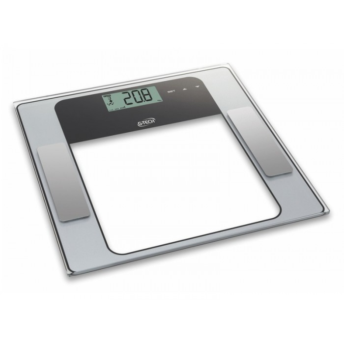 BALANÇA DIGITAL GLASS 7 FW COM BIOIMPEDÂNCIA - G-TECH