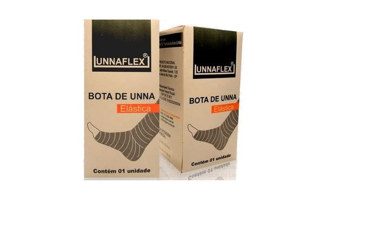 BANDAGEM BOTA DE UNNA UNNAFLEX 10,2CM X 9,14M - HELIANTO