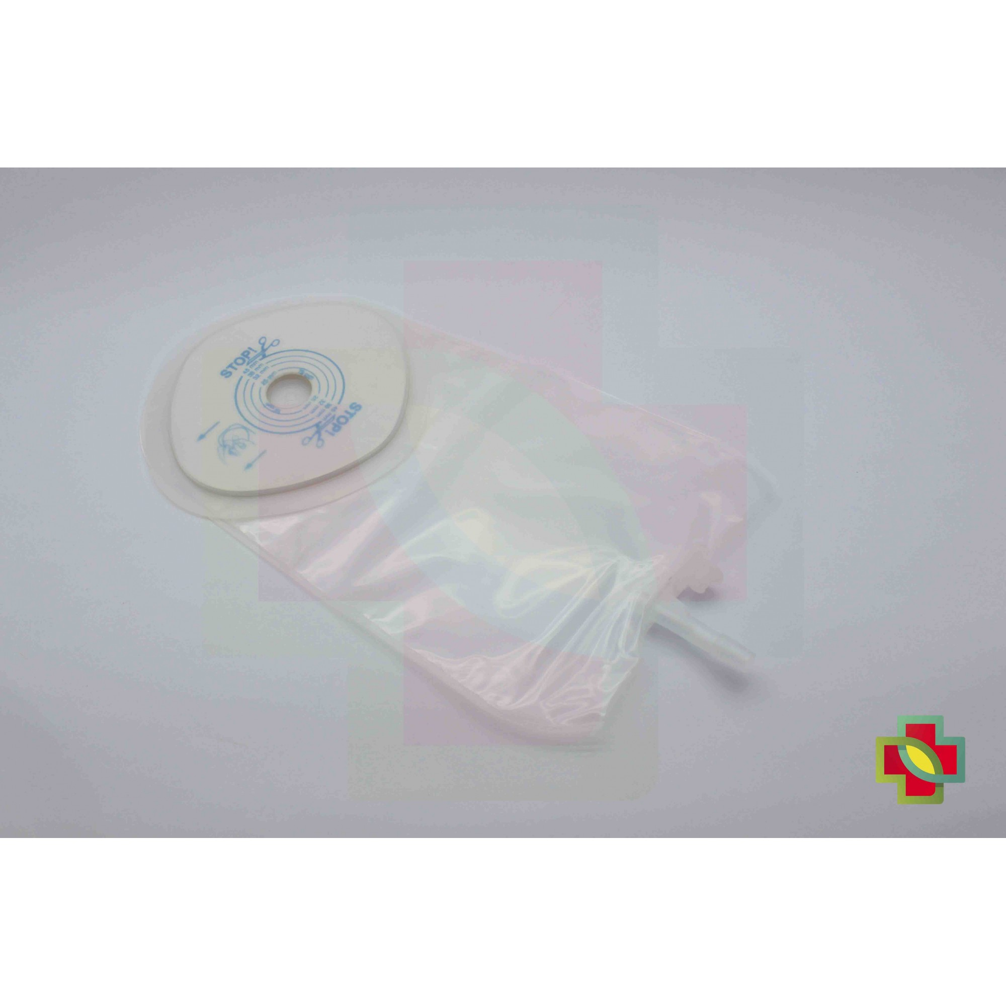 BOLSA DE UROSTOMIA ACTIVE-LIFE ANTI-REFLUXO 19-45 MM (C/10) 64927 - CONVATEC