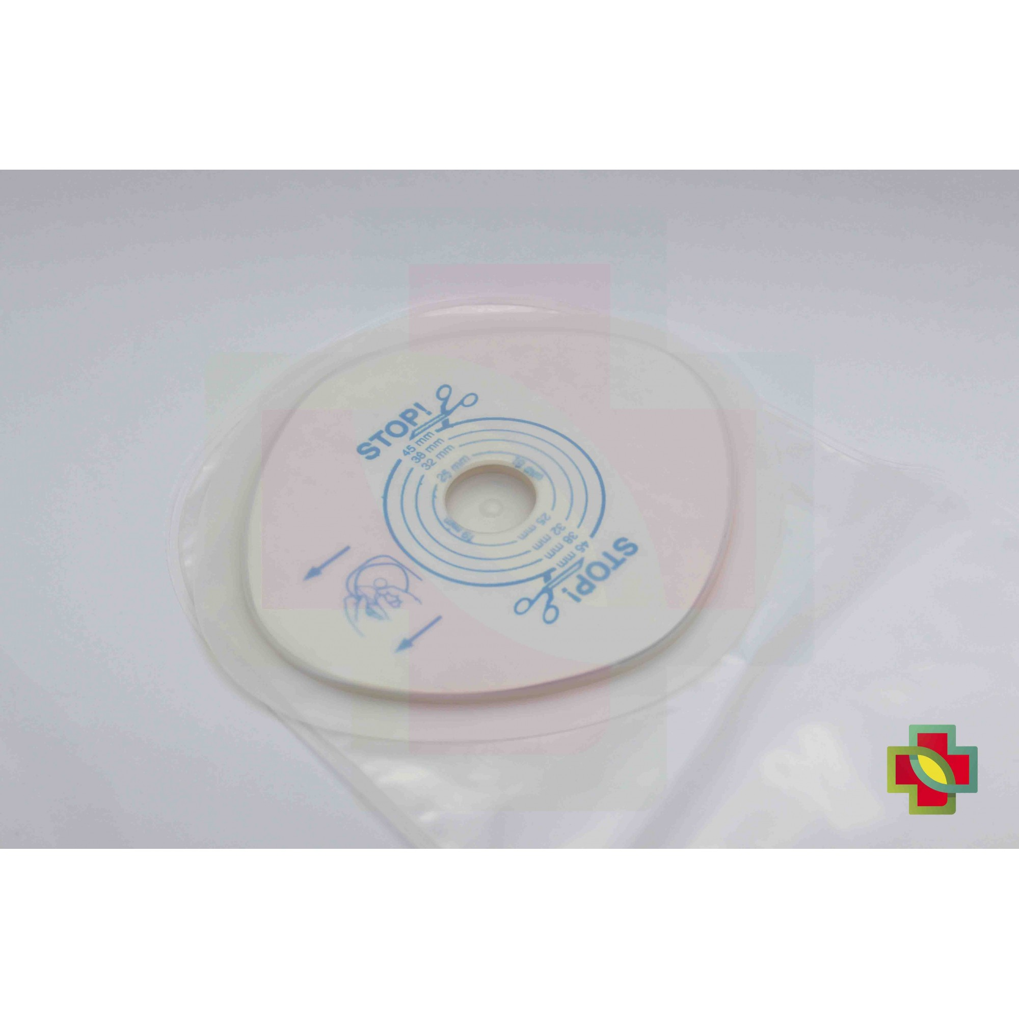 BOLSA DE UROSTOMIA ACTIVE-LIFE ANTI-REFLUXO 19-45 MM (C/10) 64927 - CONVATEC