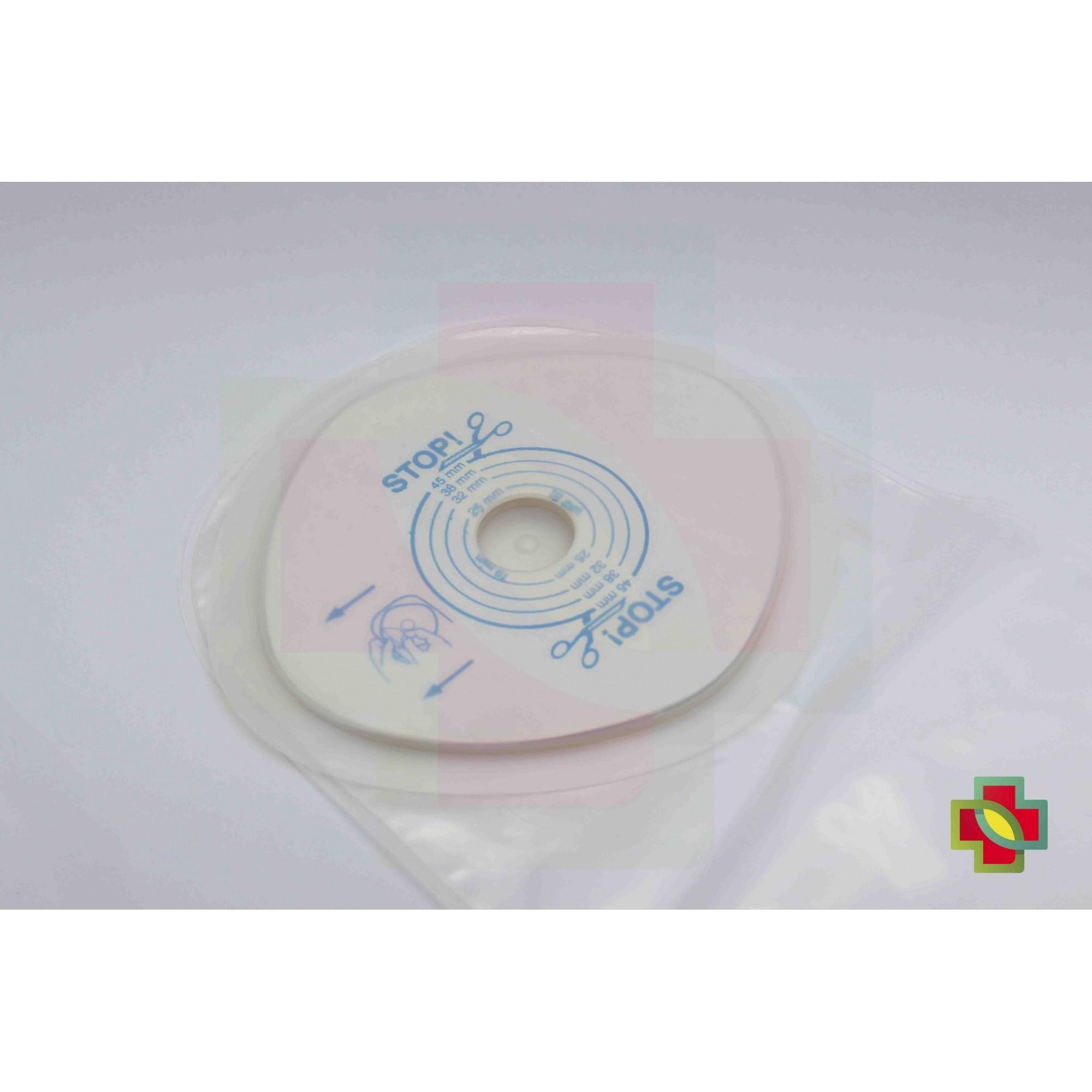 BOLSA DE UROSTOMIA ACTIVE-LIFE ANTI-REFLUXO 19-45 MM (UND.) 64927 - CONVATEC