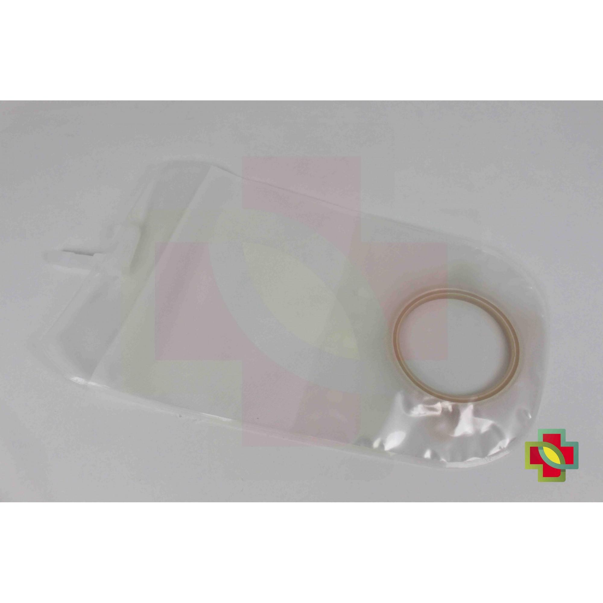 BOLSA DE UROSTOMIA SUR-FIT PLUS ANTI-REFLUXO TRANSP.57MM (UND.) 402551 - CONVATEC