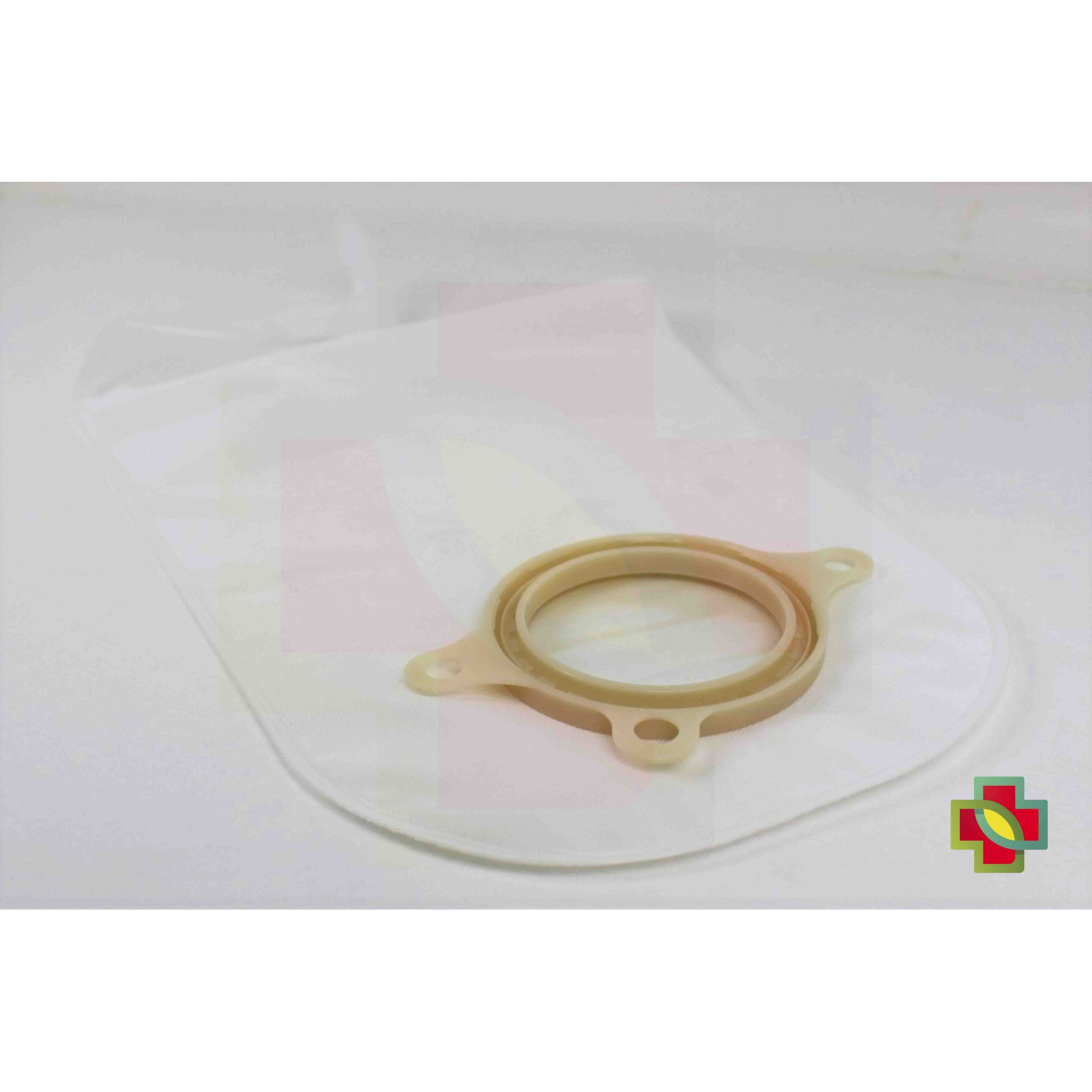 BOLSA DE UROSTOMIA SUR-FIT PLUS TRANSP.ANTI-REFLUXO 45MM (C/10) 402550 - CONVATEC