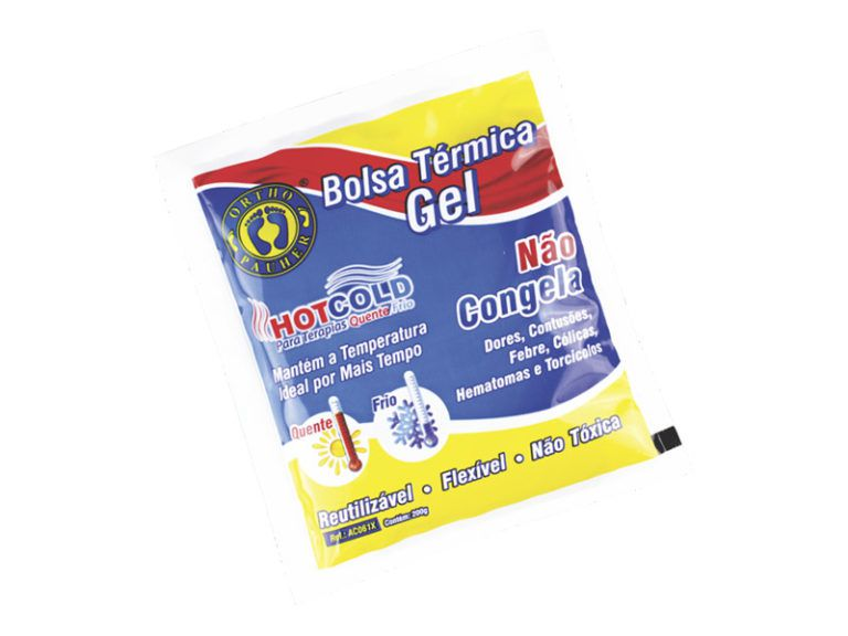 BOLSA TÉRMICA GEL HOT COLD  AC061X - ORTHO PAUHER