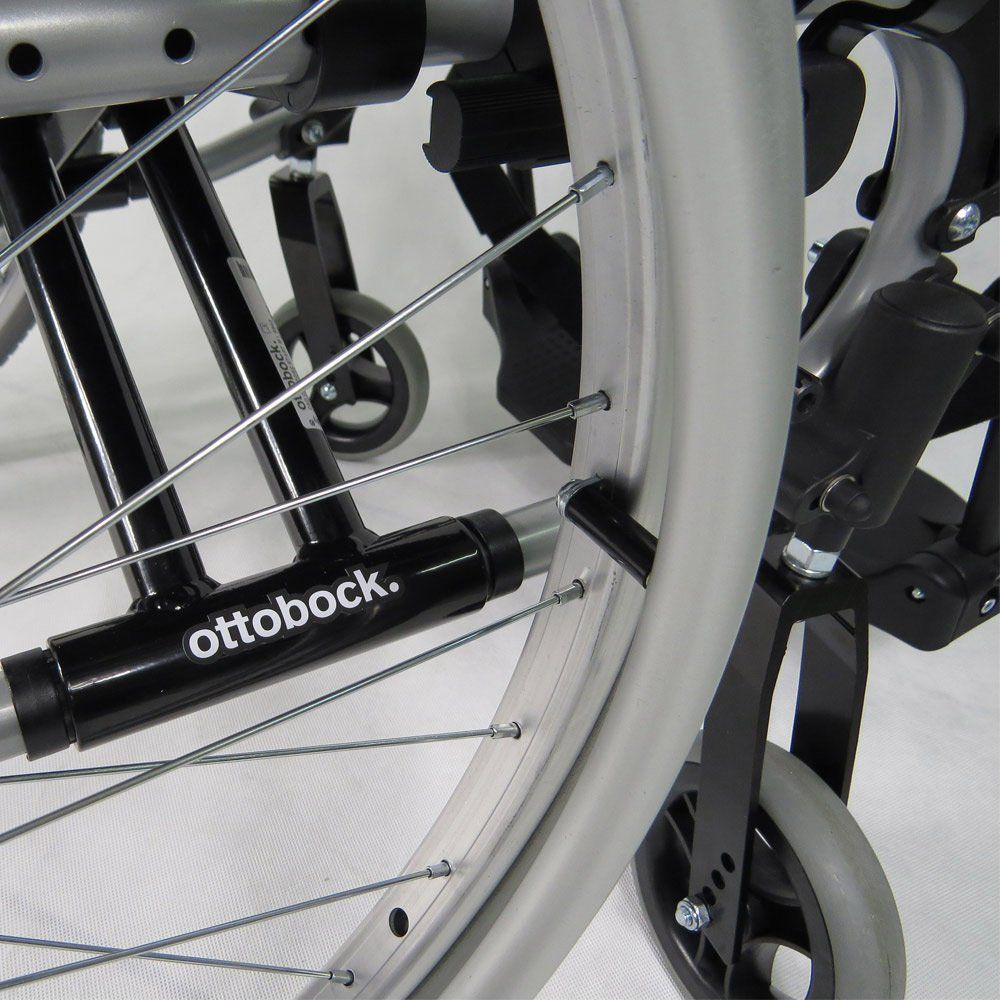 CADEIRA DE RODAS EM ALUMÍNIO START M1 50cm - OTTOBOCK
