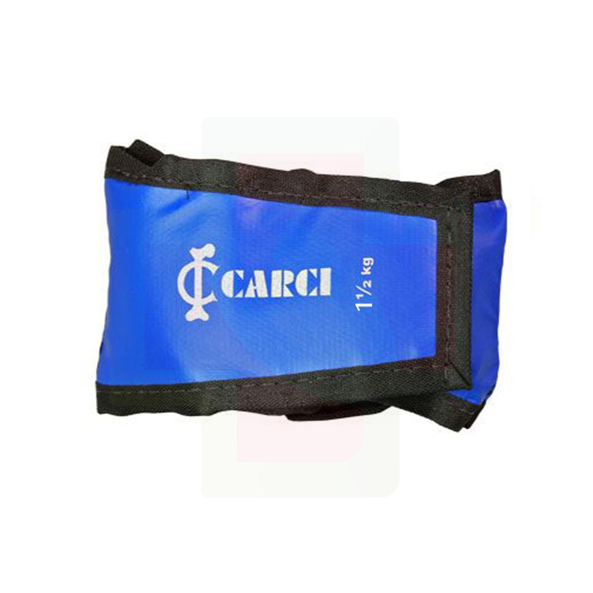 CANELEIRA TORNOZELEIRA 1,5 KG (UNID) 04018 - CARCI