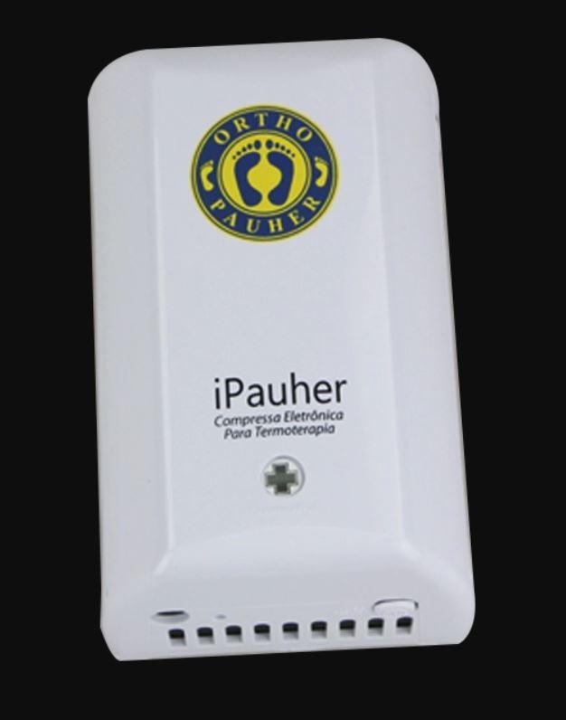 Compressa Eletrônica para Termoterapia iPauher YHM02 - Ortho Pauher