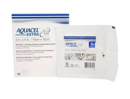 CURATIVO AQUACEL AG EXTRA 10 X 10 UND. 420676 - CONVATEC