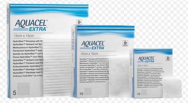 CURATIVO AQUACEL EXTRA 2G X 45 CM UND.  403770 - CONVATEC