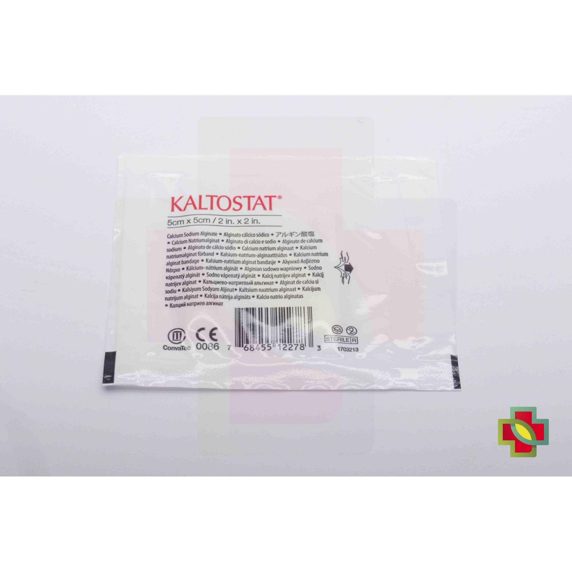 CURATIVO KALTOSTAT 05 X 05 UND. 168210 - CONVATEC