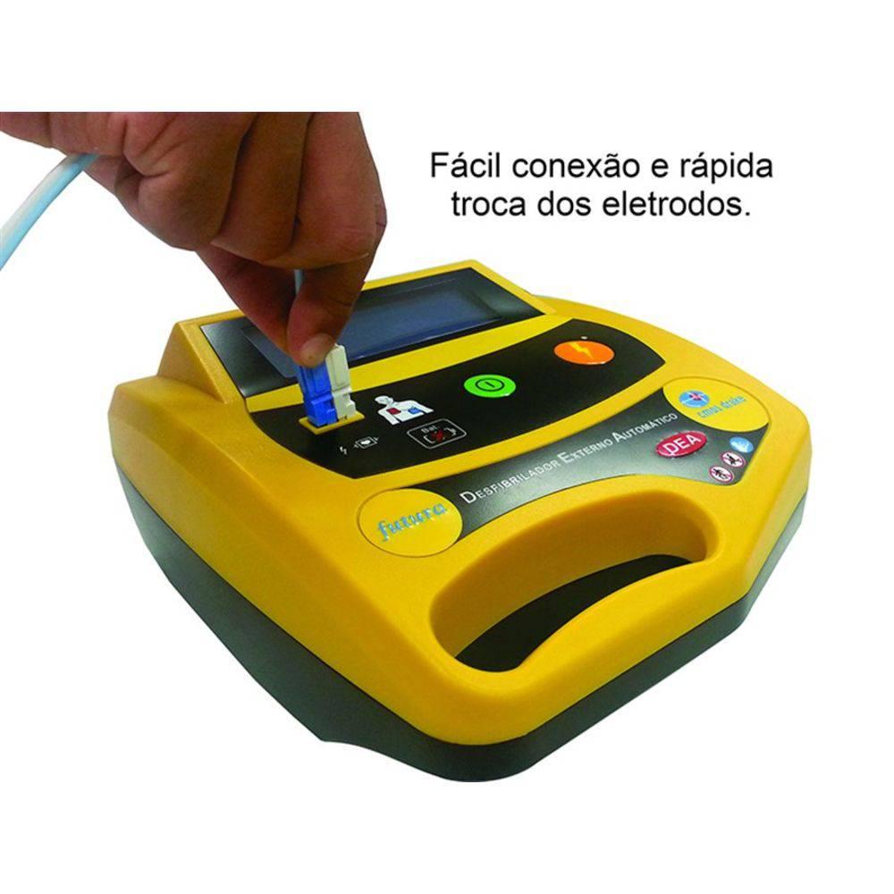 DESFIBRILADOR EXTERNO AUTOMÁTICO LIFE 400 FUTURA (DEA) - CMOS DRAKE