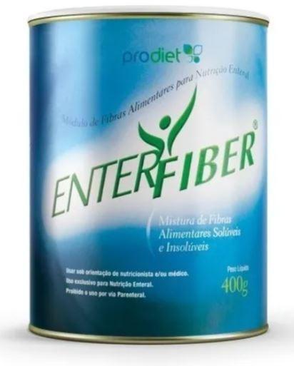 ENTERFIBER 400G (KIT C/06 UNDS) - PRODIET