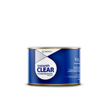ESPESSANTE INSTANTH CLEAR 125G KIT C/10  - PRODIET