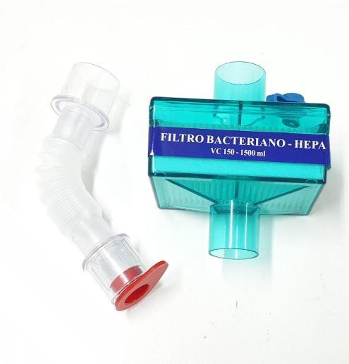 FILTRO BACTERIANO HEPA - ZF085