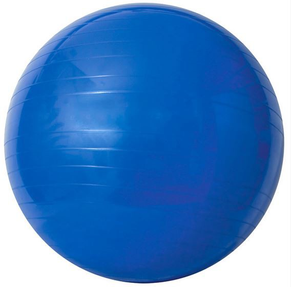 GYM BALL 65 CM AZUL ACTE T-9