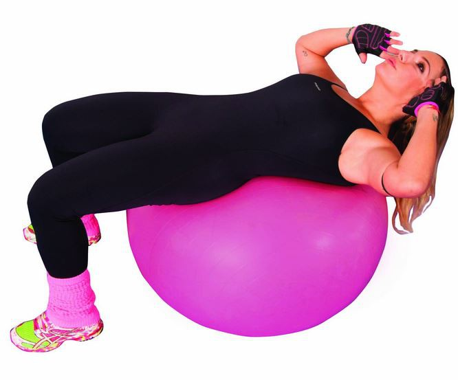 GYM BALL CAU4 25 CM - ACTE