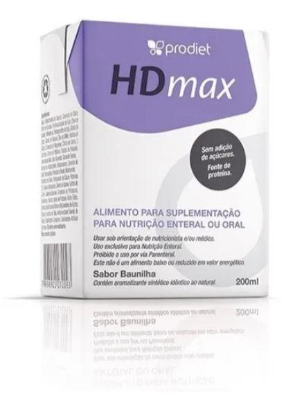 HDMAX 200ML (KIT C/06 UNDS) - PRODIET
